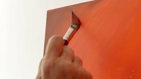 Techniken der Malerei Stockbilder