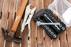 Technikerausrüstung Lizenzfreie Stockbilder