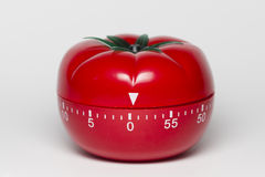 Technique de Pomodoro Photographie stock libre de droits