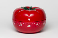 Technique de Pomodoro Image libre de droits