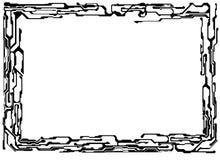 Technische lijn Royalty-vrije Stock Afbeelding