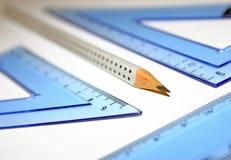 Technische Zeichnung Stockfotos