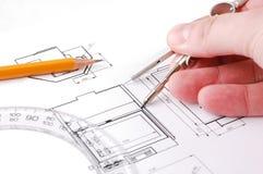 Technische Zeichnung 2 Lizenzfreie Stockfotografie