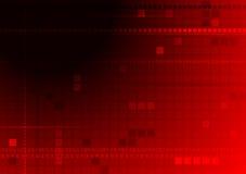 Technischer Hintergrund lizenzfreie abbildung