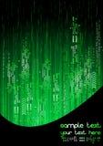 Technischer Hintergrund - ENV 10 Lizenzfreie Stockfotos