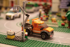 Technisches Auto Lizenzfreies Stockbild