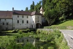Technisches Museum von Slowenien Lizenzfreie Stockfotos