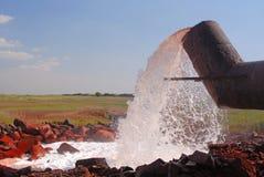 Technisches Wasser Lizenzfreie Stockfotos