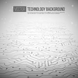 Technlogy vektorhintergrund Stockbilder