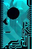 Techno模式 库存照片