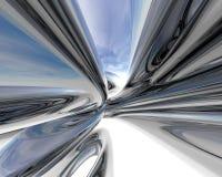 techno металла Стоковое фото RF