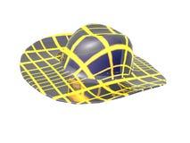 techno шлема ковбоя Стоковое Изображение