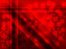 абстрактное techno Стоковое Фото