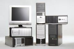 Techno age II Stock Image