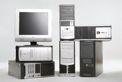 Techno Alter II stockbild