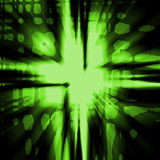 Techno Background Stock Images
