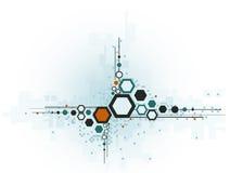 Techno Design Stock Photography
