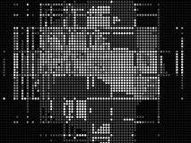 Techno Dots Stock Photos