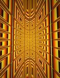 Techno fractal Stock Photography