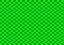 Techno Geometric Oriental Ornamental in Neon Green Colour Seamless Pattern Background Wallpaper Stock Photo