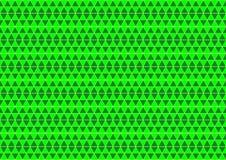 Techno Geometric Oriental Ornamental in Neon Green Colour Seamless Pattern Background Wallpaper Stock Photos