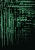 Techno green texture Royalty Free Stock Photography