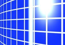 Techno Hintergrund Lizenzfreie Stockbilder
