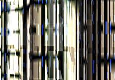 Techno Hintergrund Lizenzfreie Stockfotos