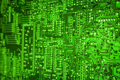Techno Hintergrund Stockbild
