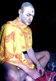 Techno impreza rave przyjęcie uzupełniał Zdjęcie Royalty Free
