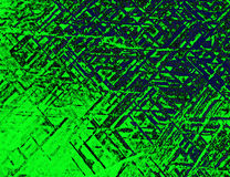 Techno kamień, zieleń & x28; Tekstura, Background& x29; Obraz Royalty Free