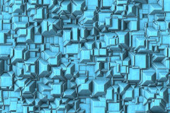 techno Oberfläche Lizenzfreies Stockbild