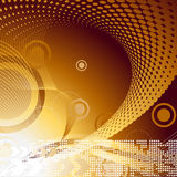 Techno pattern Royalty Free Stock Photo