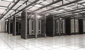 Techno room Stock Photos