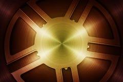 Techno Wheel Stock Photography