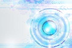 Techno-Zusammenfassungshintergrund Lizenzfreie Stockfotos