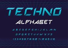 Technodoopvont royalty-vrije illustratie