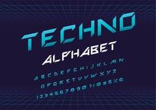 Technodoopvont vector illustratie