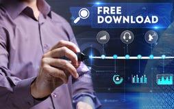 Technologia, internet, biznes i marketing, Młody biznes na zdjęcia stock