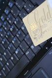 technologia kredytowej Zdjęcie Stock