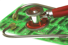 technologia medyczna Obrazy Stock