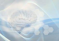 technologia medyczna graficzna Fotografia Stock