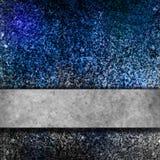 Technologia projekt z tekstury, techniki i grunge elementami Zdjęcia Stock