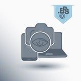 Technologia symbol ilustracji