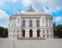 technologia uniwersytet Warsaw Fotografia Stock