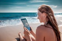 Technologia wakacje zdjęcie stock