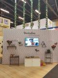 Technologic и промышленная ярмарка мебели стоковые изображения rf