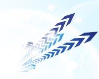 Technological background Stock Image