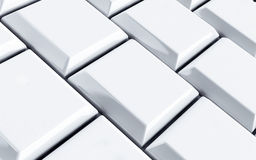 Technological background Stock Images