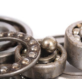 Technological background. Very old technological background from the bearings Stock Photos
